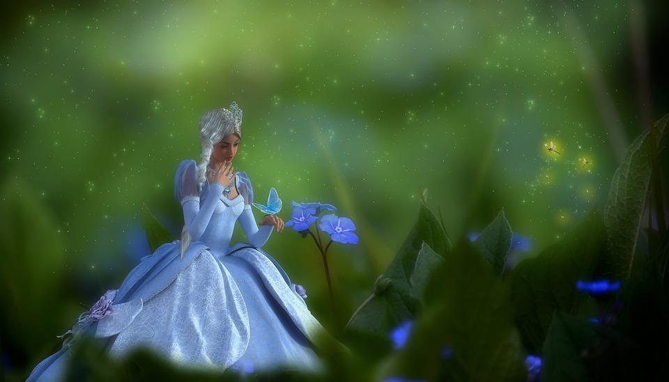Fantasy, Princess, Fairy Tales, History, Magic, Female