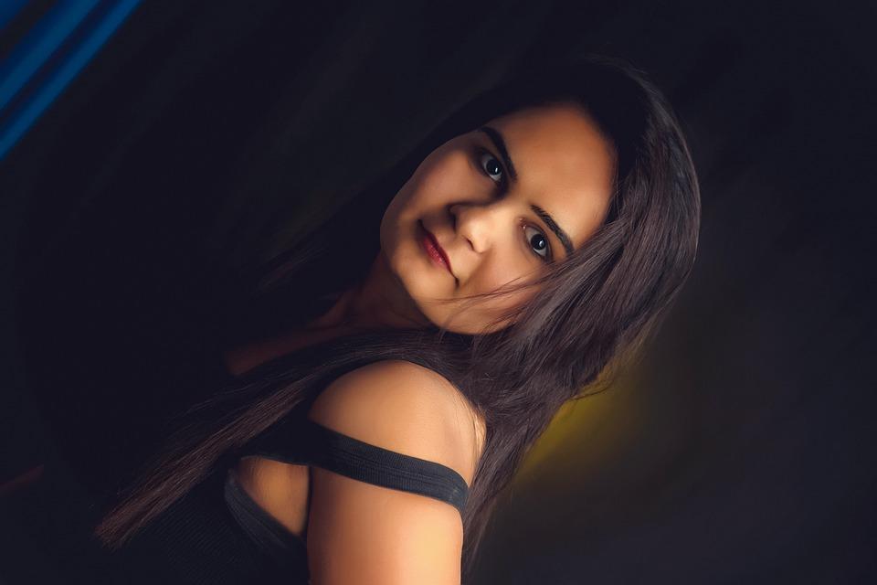 Model, India, Fashion, Portrait, Indian, Female, Woman