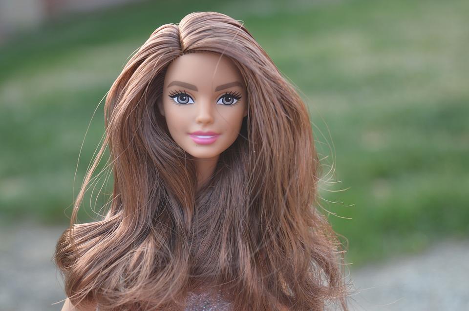 Barbie, Doll, Female, Brunette, Toy, Girl, Model