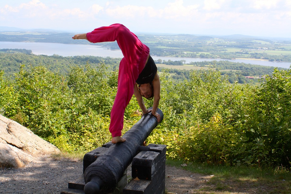 Yoga Pose Flow Chart: Free photo Female Girl Health Exercise Champlain Yoga - Max Pixel,Chart
