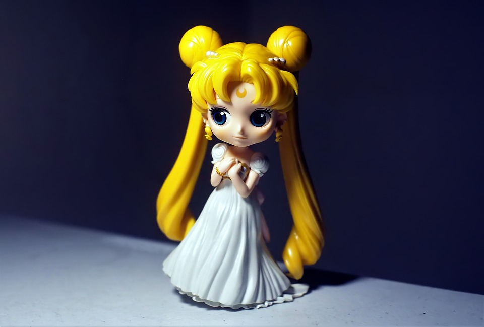 Sailor, Moon, Young, Lady, Girl, Female, Japanese