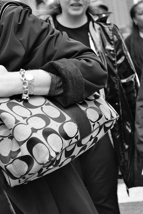 Handbag, Woman Shopping, Woman, Fashion, Female