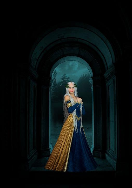 Woman, Princess, Female, Renaissance, Medieval, Queen