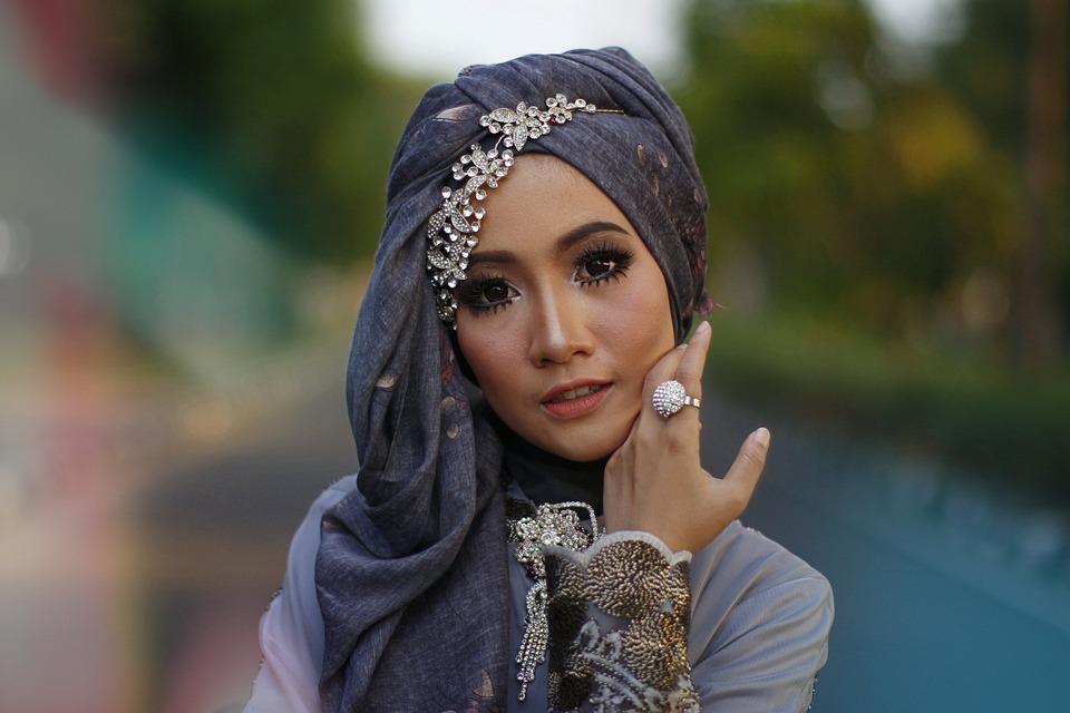 Model, Hijab, Girl, Muslim, Woman, Female, Portrait