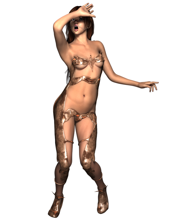 Lady, Girl, Fantasy, Woman, Female, People, Young, Pose