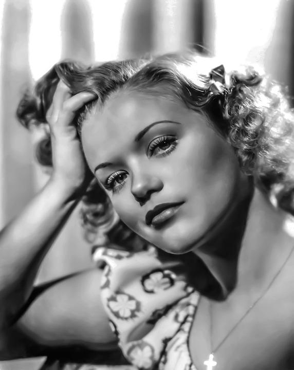 Simone Simon, Female, Portrait, Film, Actress