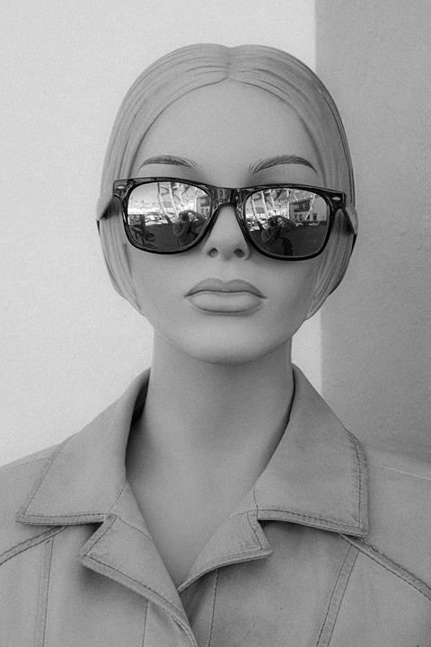 Woman, Doll, Face, Display Dummy, Female, Girl, Fashion