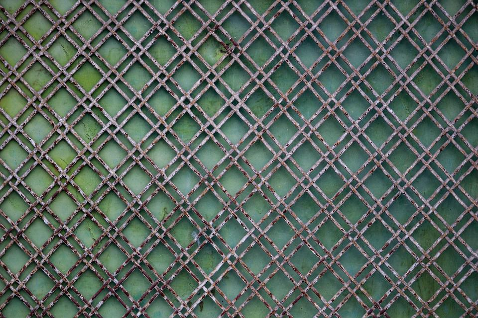 free photo fence grid fence green texture grid max pixel
