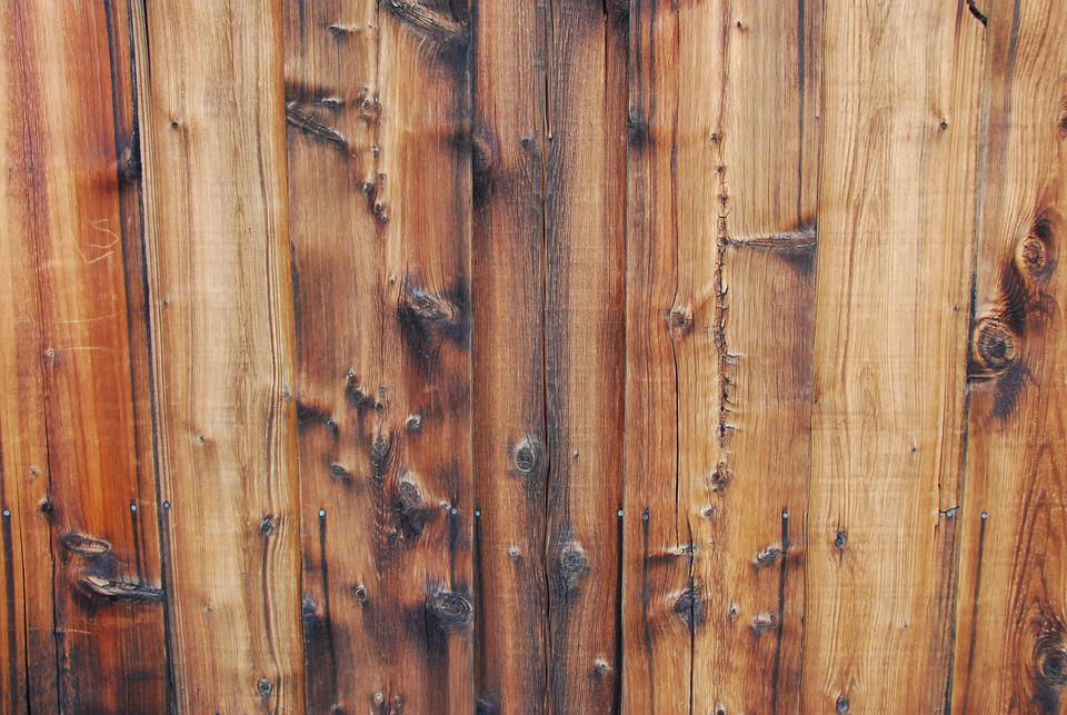 Fence, Wood, Lumber, Texture, Boards, Rustic