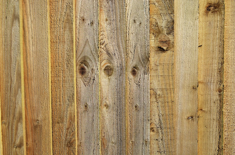 free photo fence planks lumber boards knots wooden wood max pixel