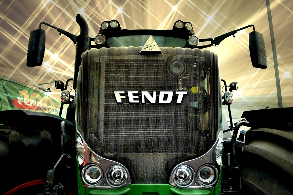Tractor, Fendt, Agriculture