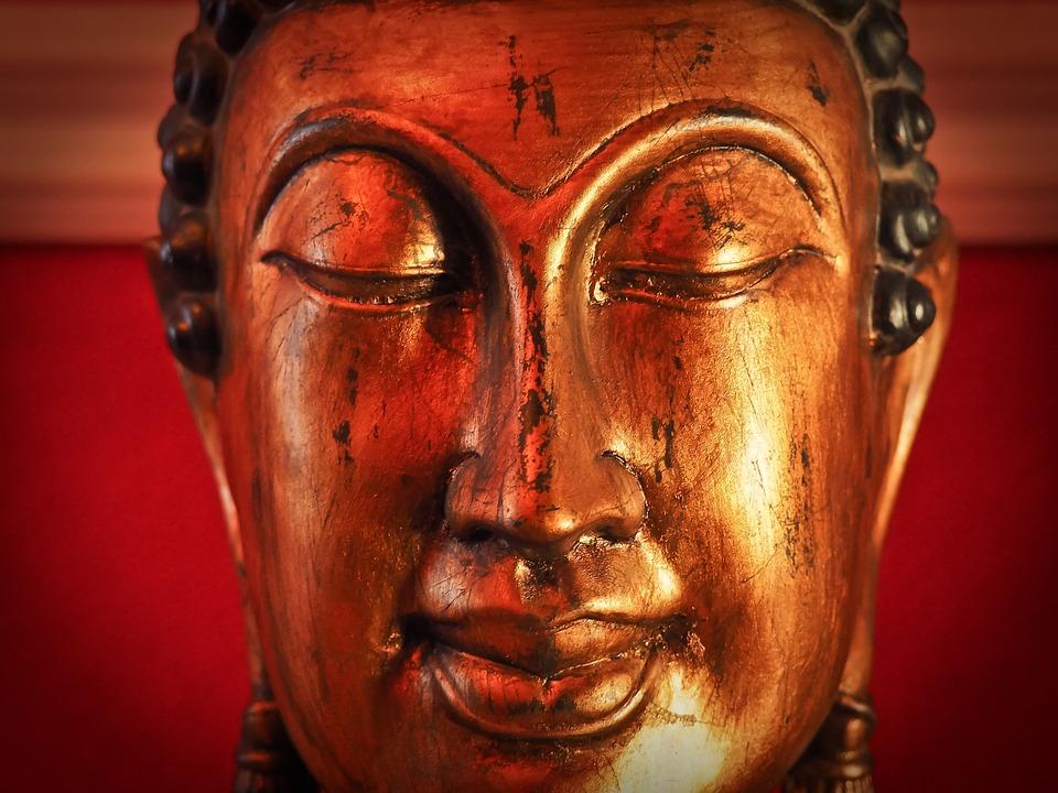 Buddha, Statue, Sculpture, Asia, Buddhism, Fernöstlich