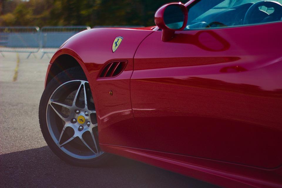 Ferrari, Red, Sports Car, Speed, Fast, Italy