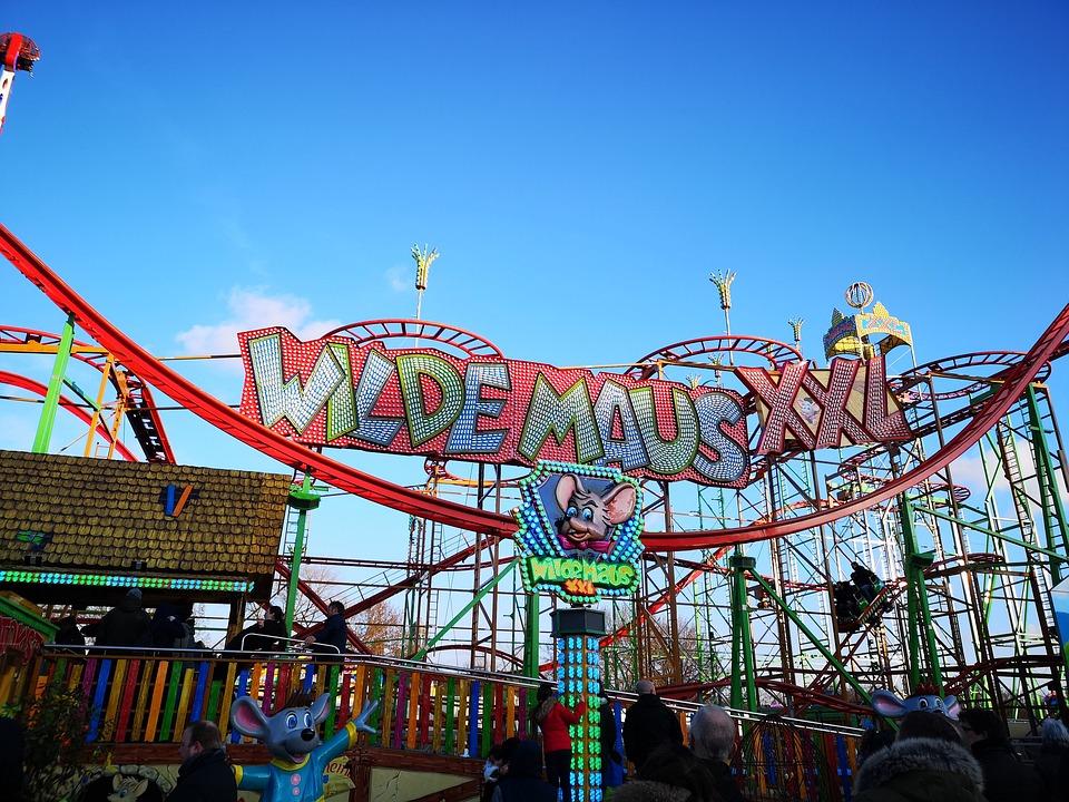 Fair, Festival, Entertainment, Carousel