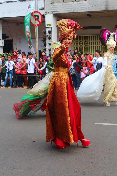 Festival, People, Parade, Costume, Wear