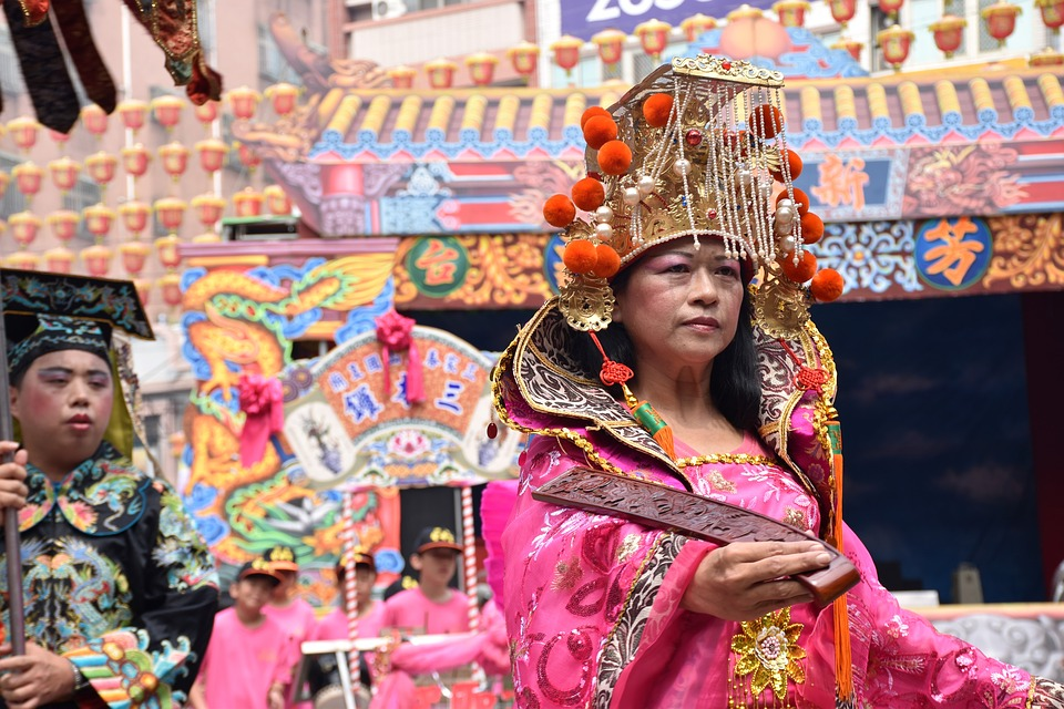 People, Traditional, Culture, Festival, Costume