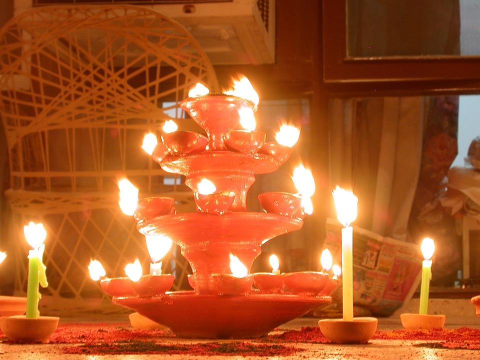 Lights, Diwali, Festival, Celebration, Hindu, Religion