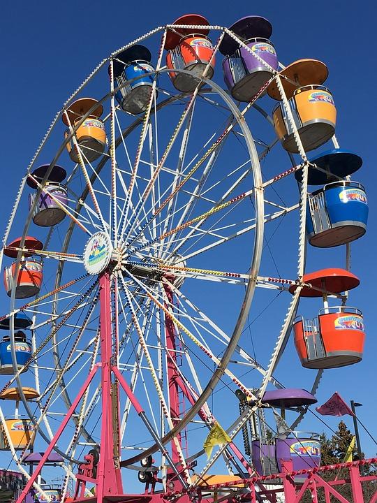 Carnival, Amusement, Ride, Festival, Fairground, Fun