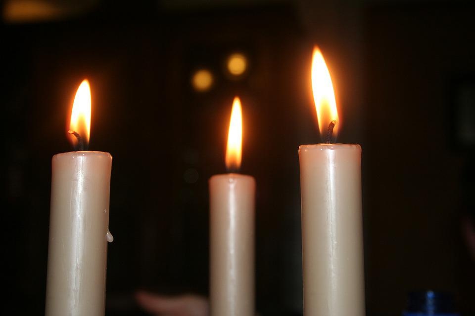 Candle, Heat, Light, Festival, Love, Family, Lights