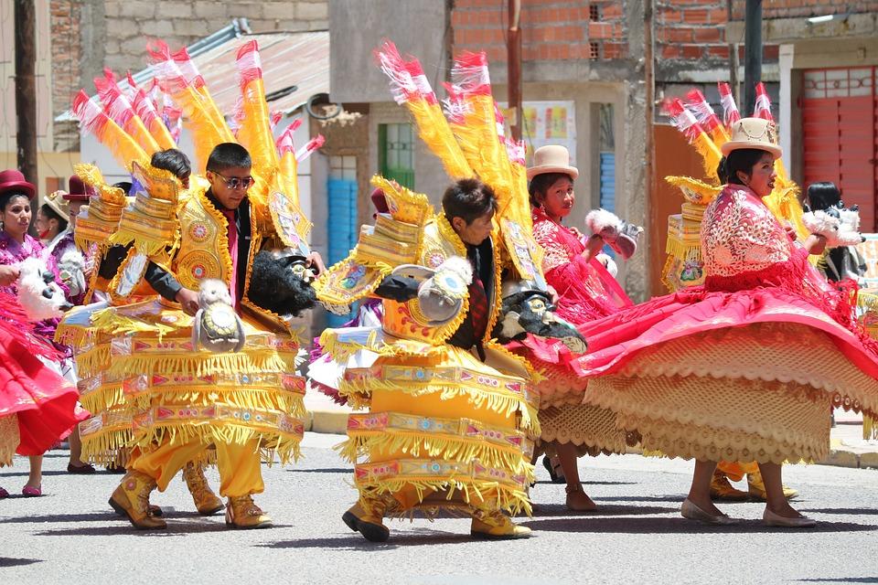 Peru, Festival, Folklore, Festive, Parade, Costume