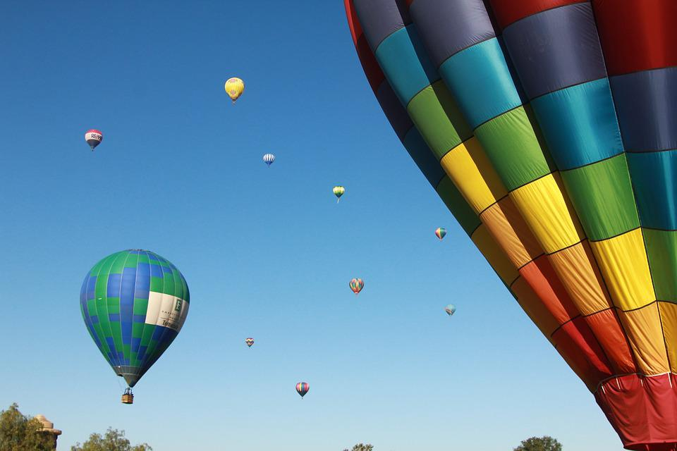 Hot Air Balloons, Balloons, Temecula, Festival, Vivid