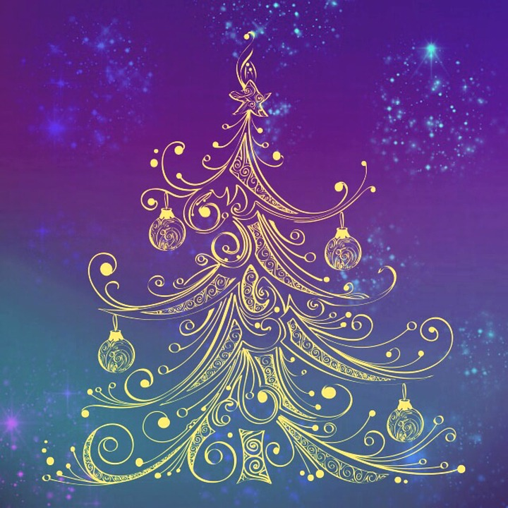 Christmas, Fir Tree, Advent, Christmas Tree, Festive