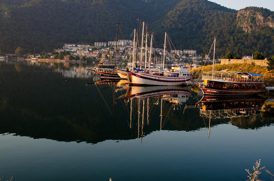 Turkey, Fethiye, Booked