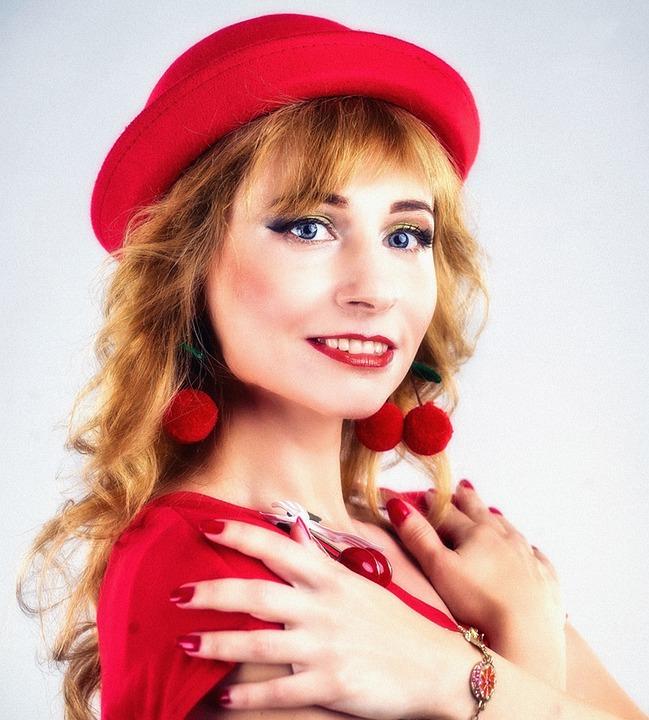 Fashion Model, Fashion, Feyshn, Style, Bright, Makeup