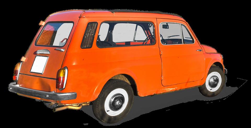 Auto Automotive Vehicle Fiat  Giardiniera