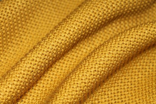 Folds, Wool, Fiber, Weaving, Soft, Natural, Fabric