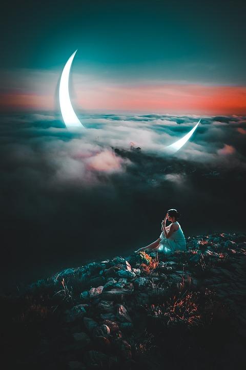 Photo, Background, Photoshop, Fiction, Fantastic