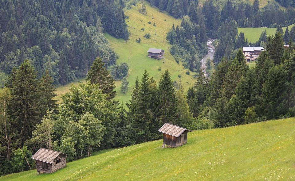 Landscape, Bauer, Agriculture, Field, Nature, Arable
