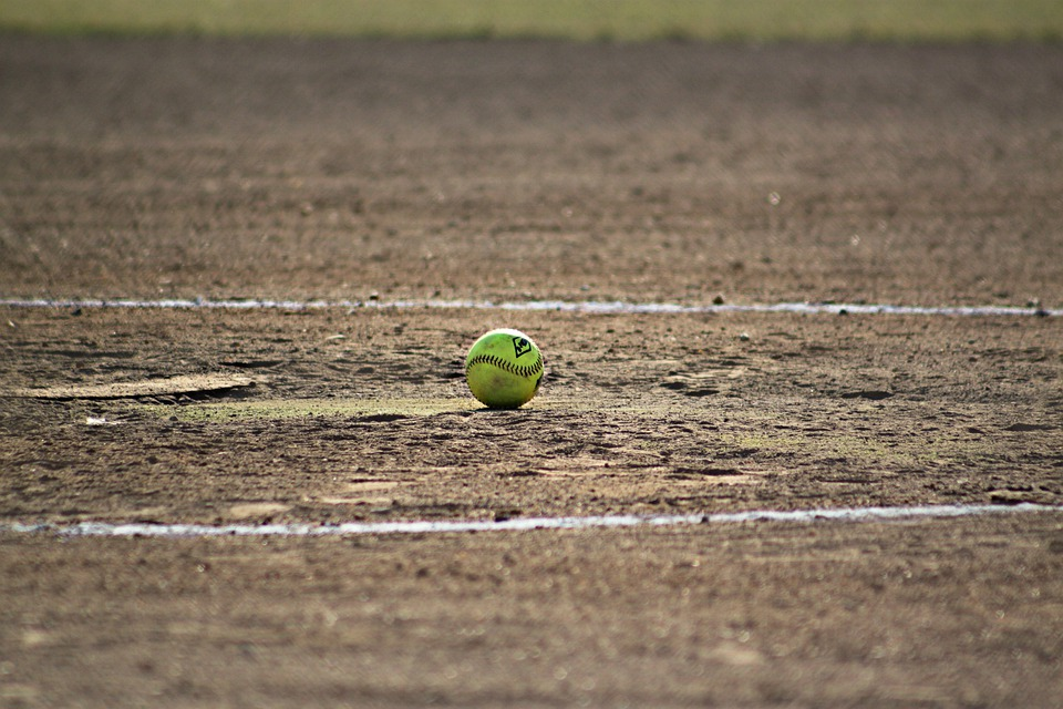 Softball, Sports, Recreation, Field, Ball, Game
