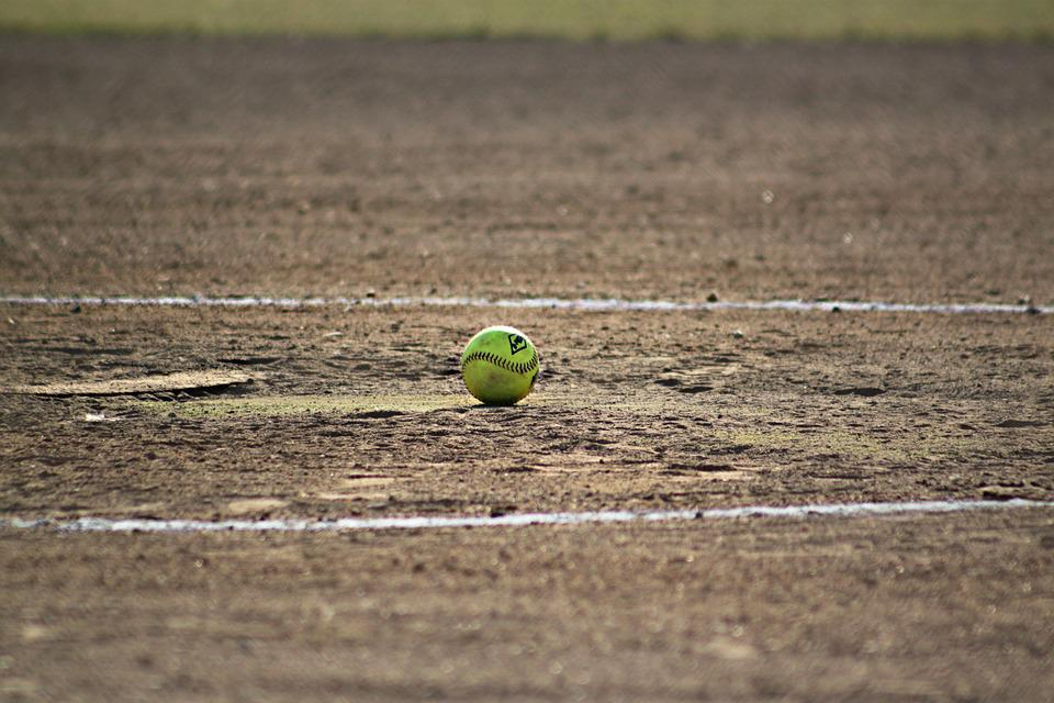 Softball, Sports, Recreation, Field, Ball, Game