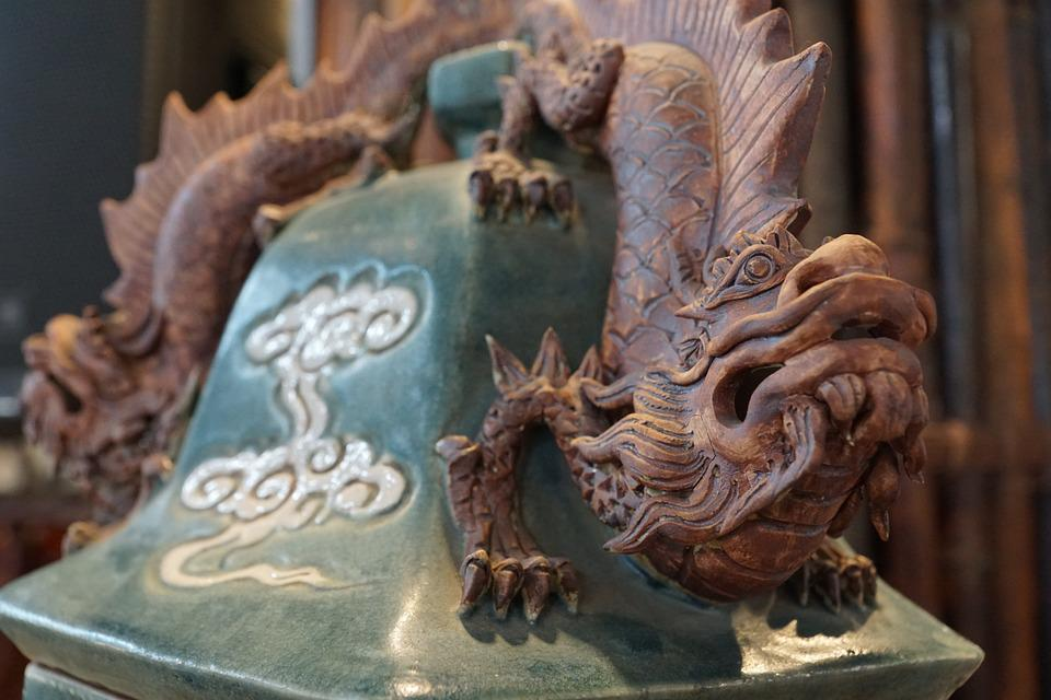 Dragons, Fig, Chinese