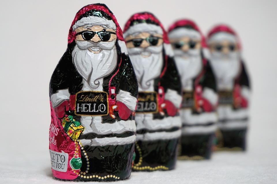 Nicholas, Chocolate, Christmas, Santa Claus, Fig