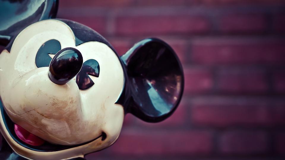Micky Mouse, Walt Disney, Disney, Fig, Comic