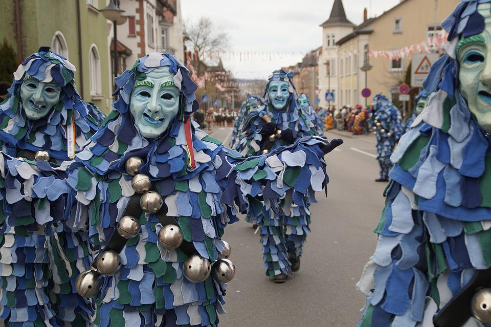 Gaugama, Water Sprite, Blue, Fools Guild Ulm, Ulm, Fig