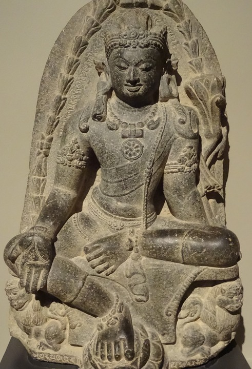 Buddha, Fig, Stone Figure, Yoga, Meditation, Silent