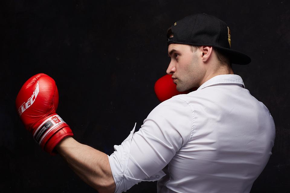 Boxing, Fight, Battle, Sports, Boxer, Man, Men