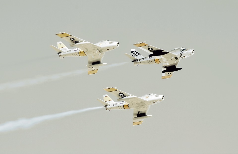 United States, Air Force, Jets, Aircraft, Fighter, Sky