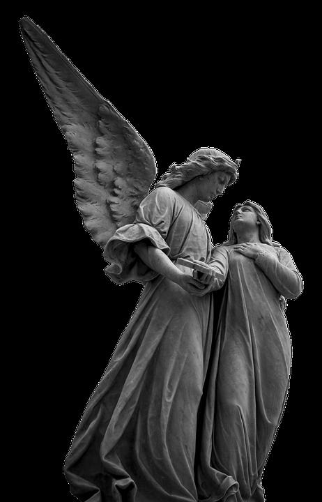 Angel, Girl, Wing, Feeling, Pretty, Figure, Mystical