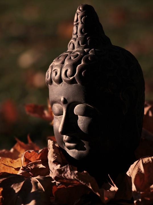 Buddha, Buddha Figure, Head, Figure, Asia, Meditation