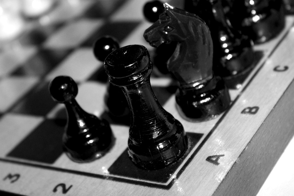 Chess, Games, Figures, Chessboard, Checkers
