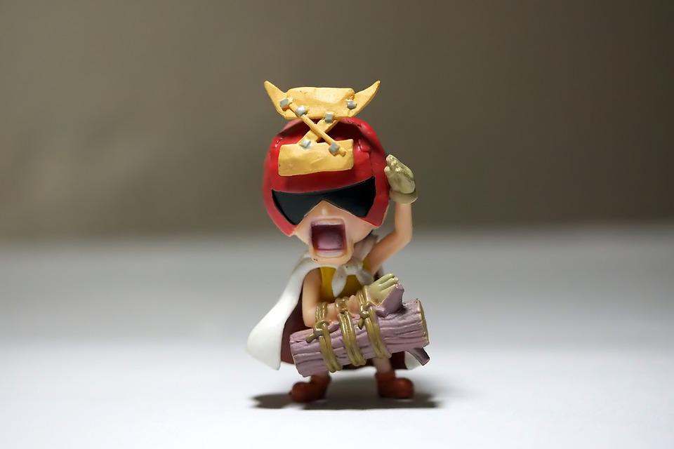 Old, Elderly, Man, Person, Toy, Figurine, Japanese