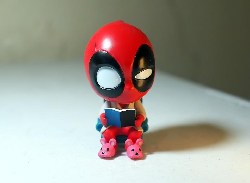Toy, Figurine, Small, Cute, Marvel, Comic, Film