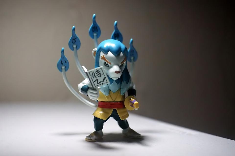 Free Photo Figurine Toy Japanese Manojishi Cartoon Anime Max Pixel