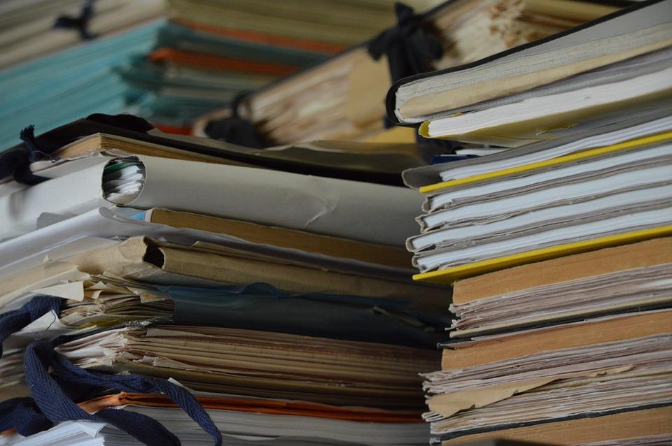 Documents, Files, Records, File, Folder, Bureaucracy