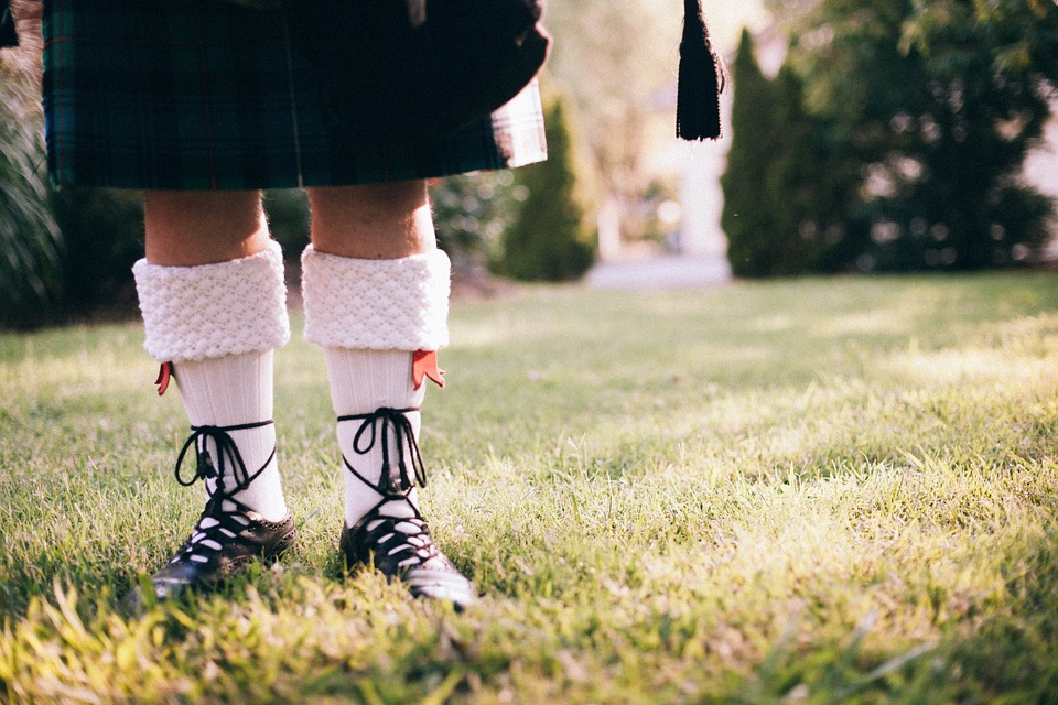 Scot, Scotsman, Feet, Scottish, Jock, Legs, Filibeg