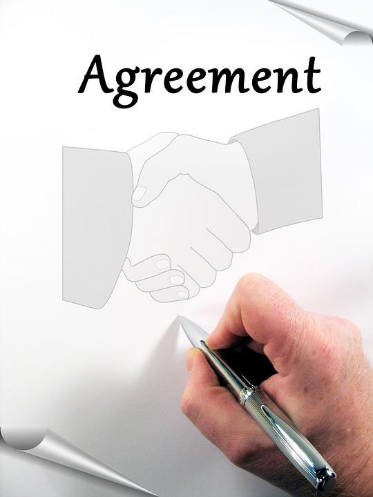 Hand, Pen, Filler, Fountain Pen, Signature, Agreement